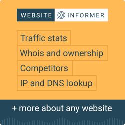 website stats lookup