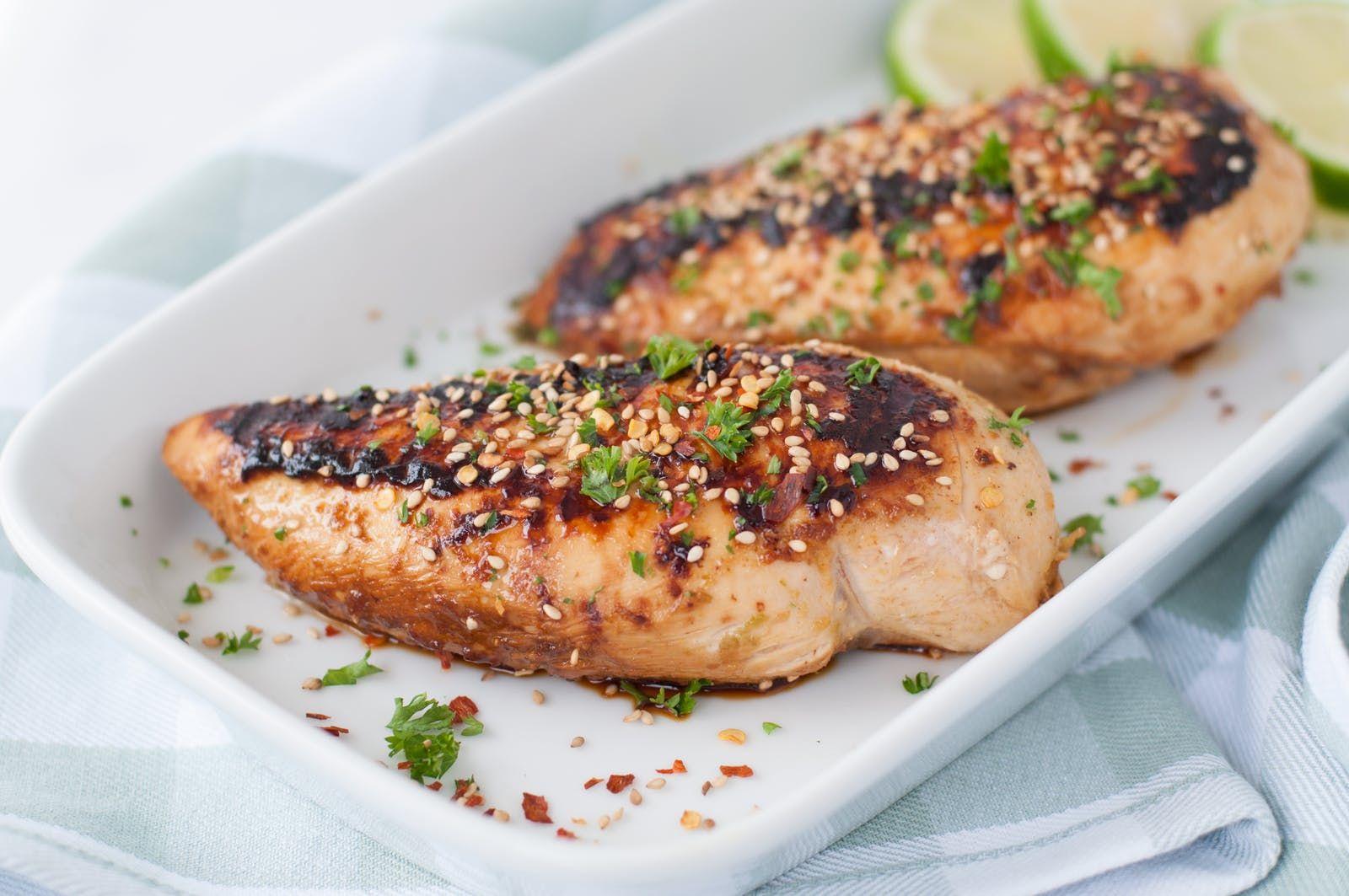 Keto Ginger Lime Chicken Recipe Diet Doctor Receta Pollo Al Limon Comidas Con Pollo Pollo Con Jengibre