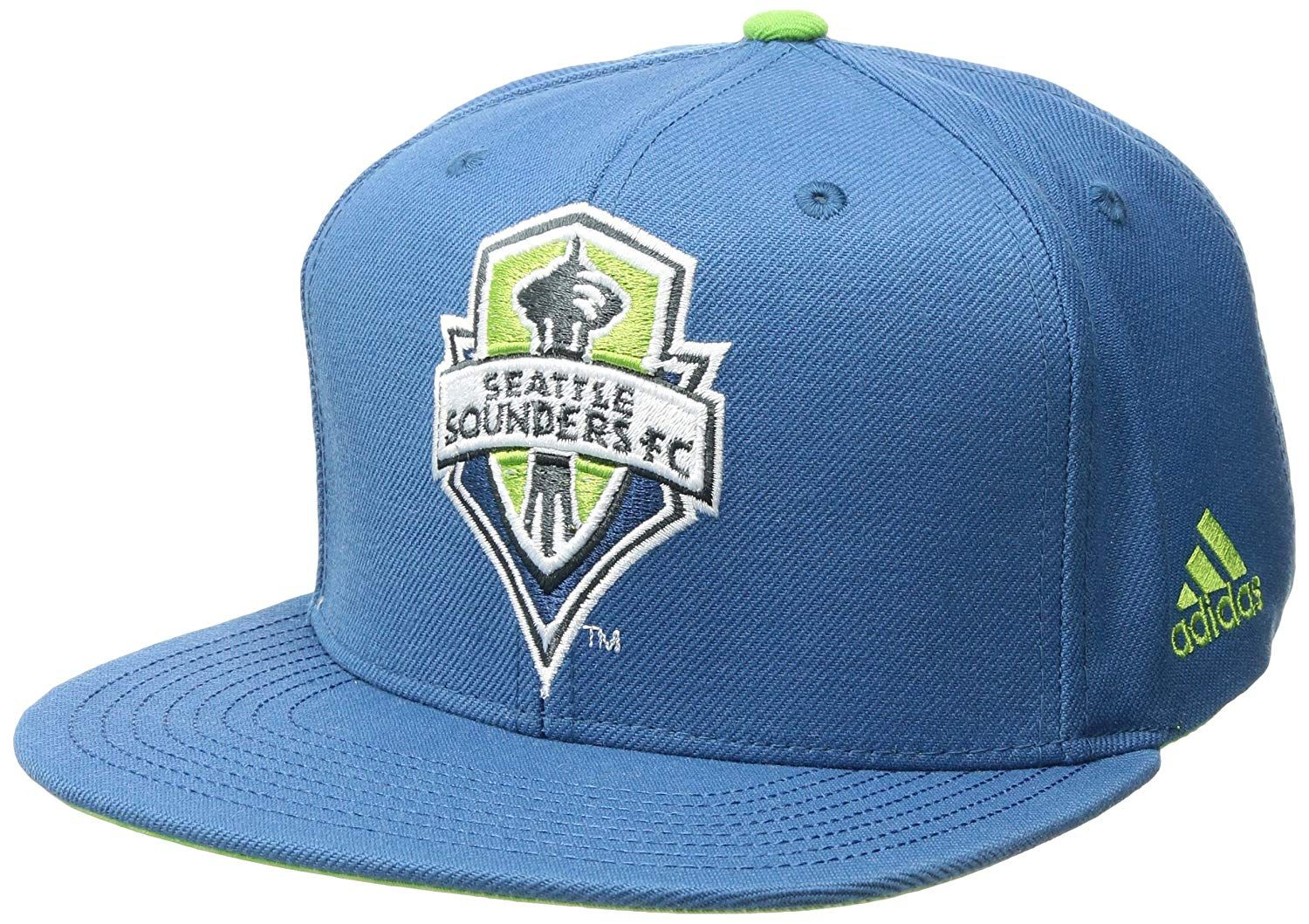 a6c133dd036 MLS Seattle Sounders FC Adult Champion Snapback with Cup
