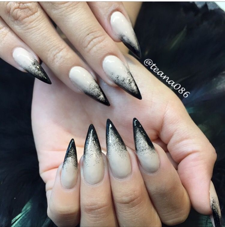 Pin by Rhian on Nail.Shit | Pinterest | Witch nails and Make up