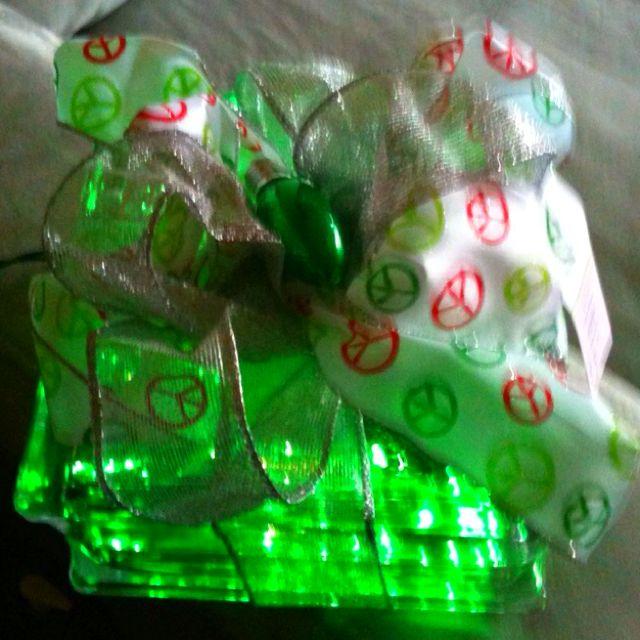 Peace Gift Block