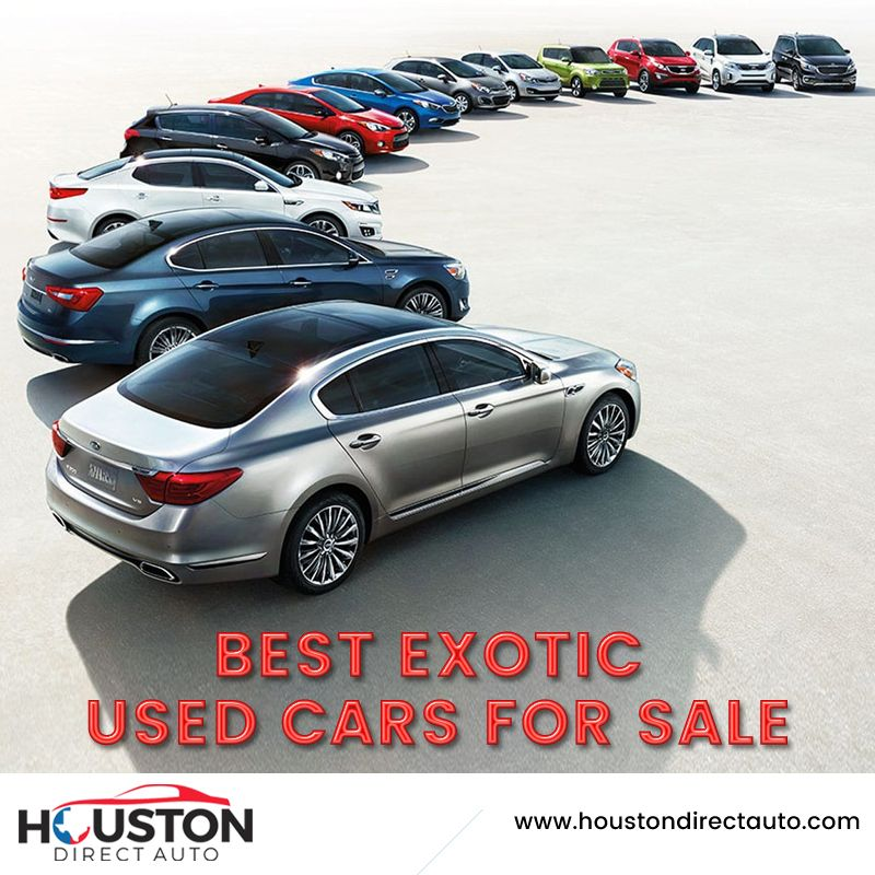 Houston Direct Auto Offers Well Conditioned Used Cars At An