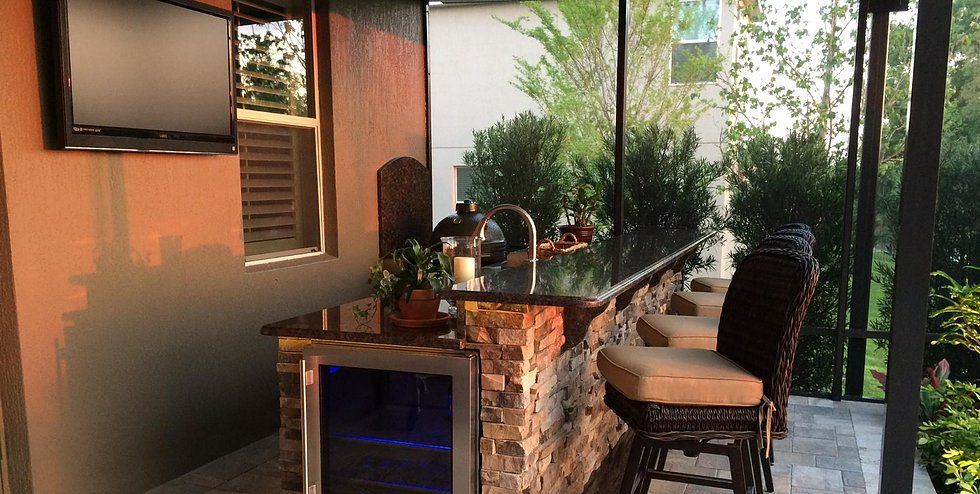 Patio Style Outdoor Furniture And Kitchens Longwood Florida Patio Style Patio Design Patio