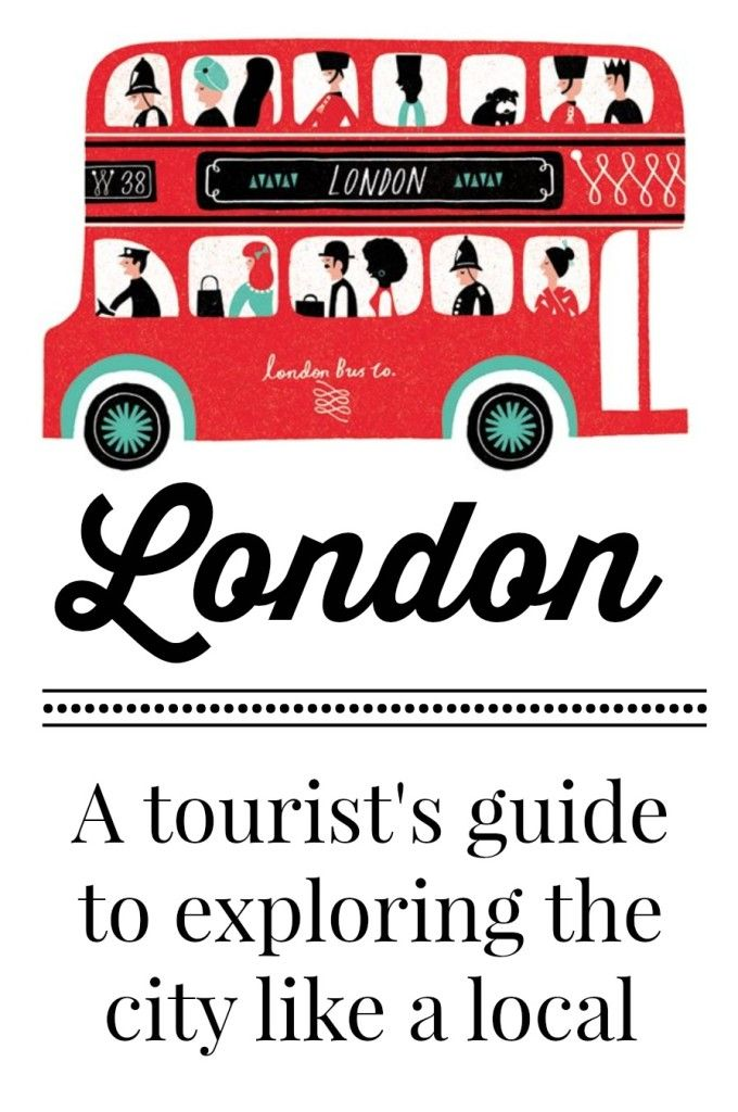 London Tourist Guide to Living Like a Local #travel #london