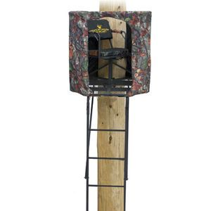 Rivers Edge 17 Ft Spinshot 1 Man Ladder Stand Mills
