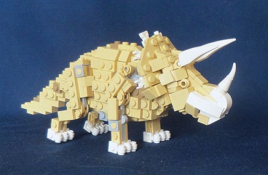 Creatures from LEGO
