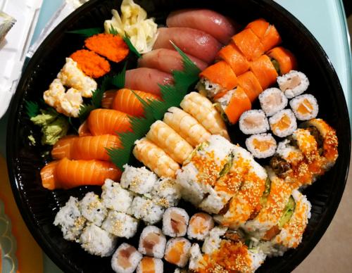 Platter: Sushi