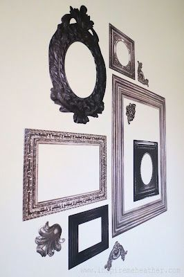 This Would Be Interesting Frame Decor Diy Picture Frames