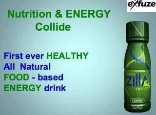 • a Metabolic Energizer  • an Anti-Fatigue Compound, and  • a Metabolic ModulatorGreenZilla Benefits:• All healthy ingredients in a whole food base   • NO synthetic anything   • Provides Mental and Physical Energy There is nothing in Green Zilla that will give you the jitters or have you feeling wired or strung out. Simply the world's first ALL NATURAL, STRESS FREE, SAFE Energy Supplement..
