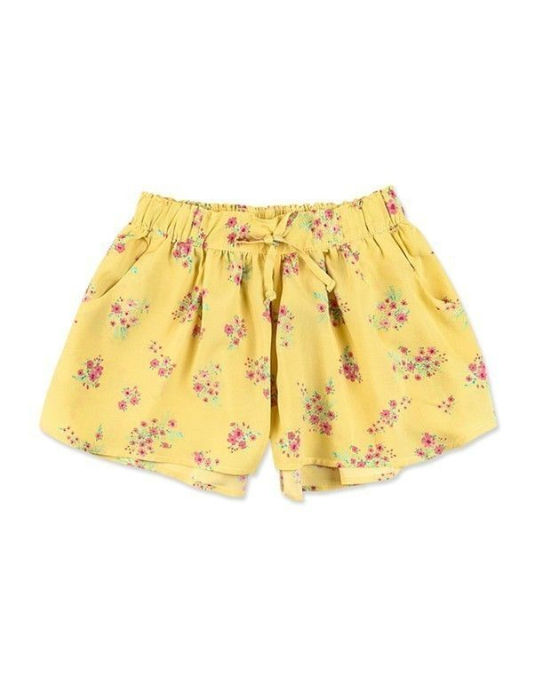 de107bd19 Shorts Saia Infantil Menina Em Tecido De Viscose | Shorts | Feminino |  Hering Kids