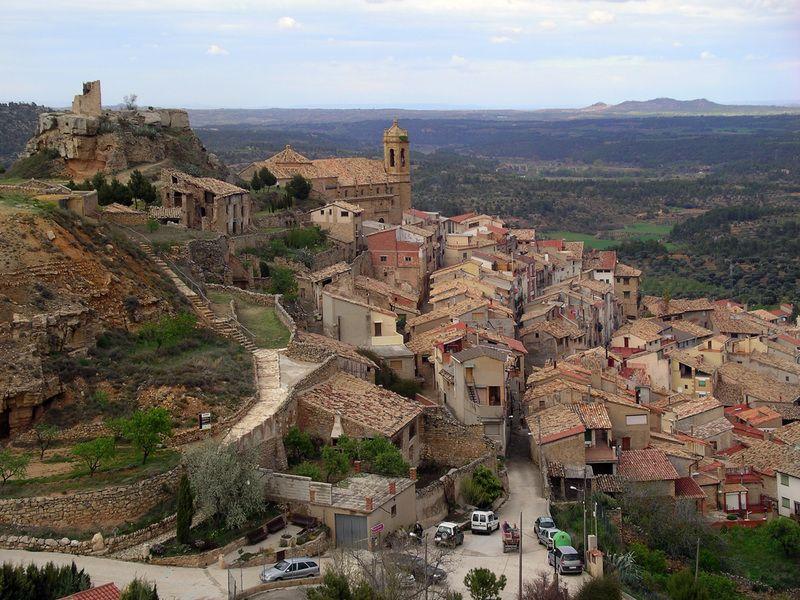 La Fresneda (Teruel), sabor rural. | Viajar por españa, Lugares de ...