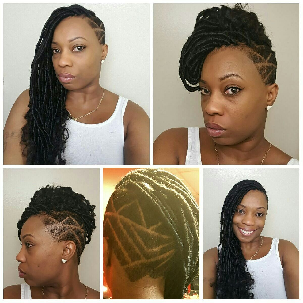 Faux goddess locs locs pinterest goddess locs locs and goddesses