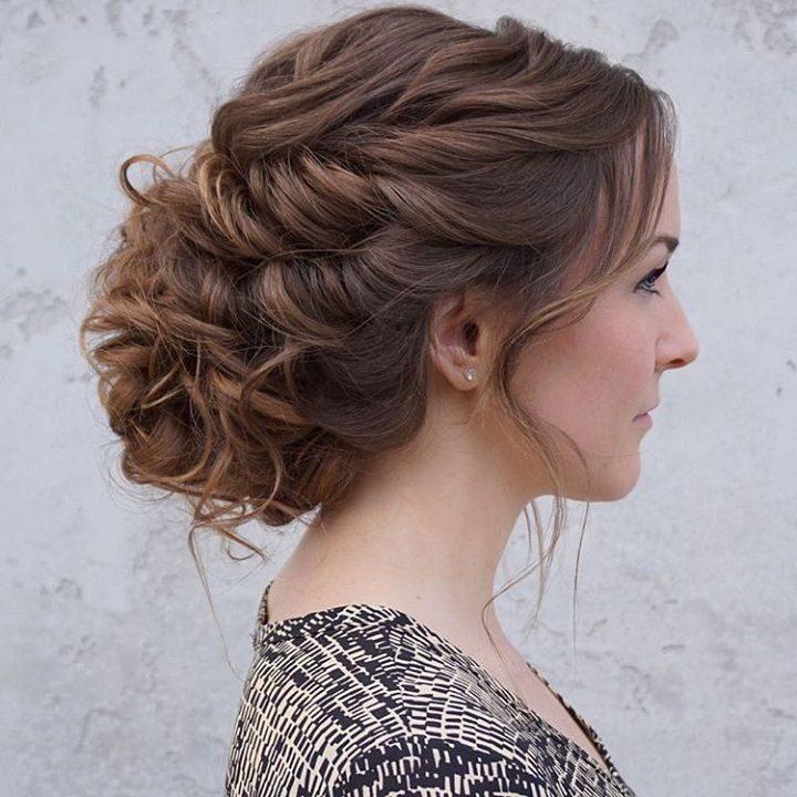 Pretty Hairstyles For A Wedding: Pretty Wedding Hairstyle Perfect For Every Season