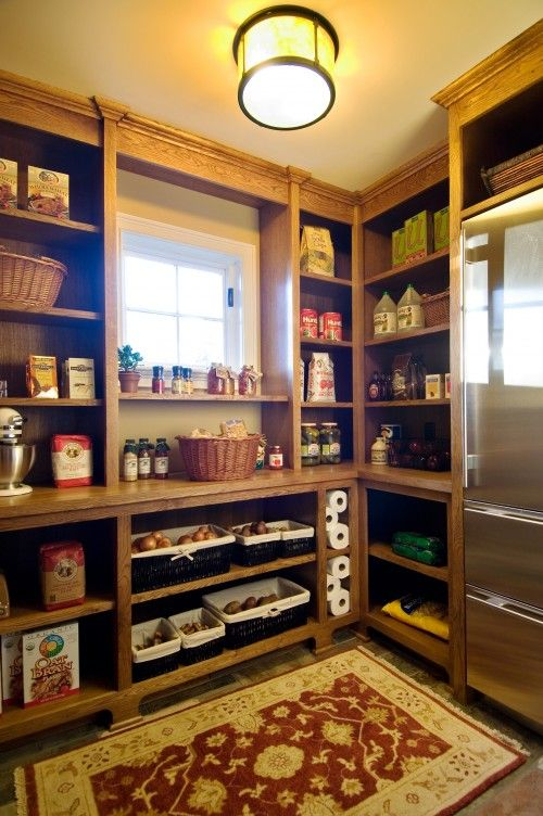 25 Beautifully Organized And Inspiring Pantries