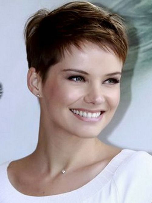 Very Short Straight Hairstyles 2014 Short Hairstyles Ideas
