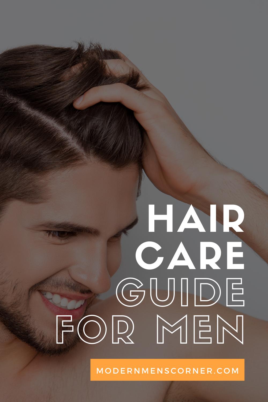 Hair Care Tips For Men 5 Amazing Tips For Healthy Hair In 2020 Mens Hair Care Hair Growth For Men Healthy Hair Tips