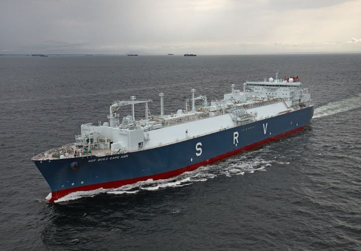 Hegh Lng Has Signed An Agreement With Gdf Suez Which Will Form