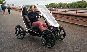 Is It An E Bike Is It An E Car No It S A Bio Hybrid Ligerad