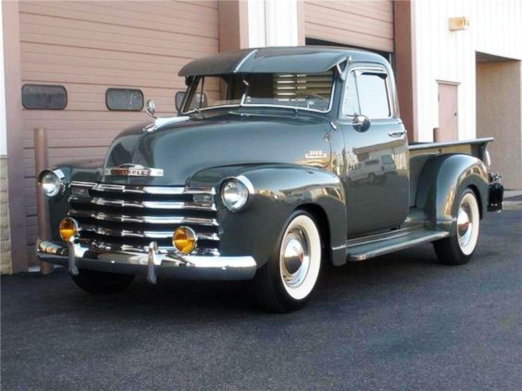 Kelebihan Chevrolet Pickup 1950 Tangguh