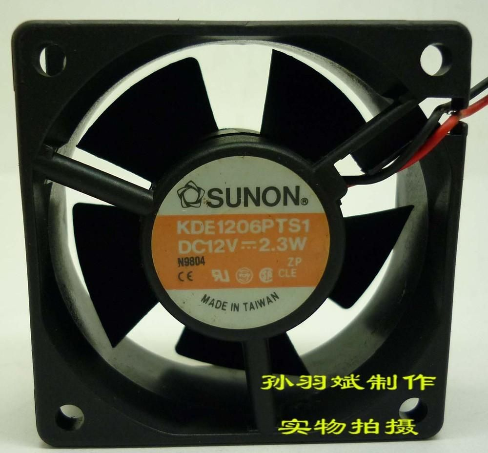 Visit To Buy Free Shipping Wholesale Sunon Kde1206pts1 6025 60mm