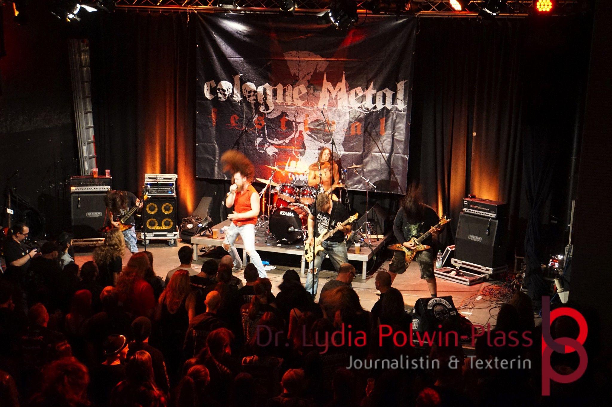 Cologne Metal Festival - Klein aber fein - MIT FOTOSTRECKE