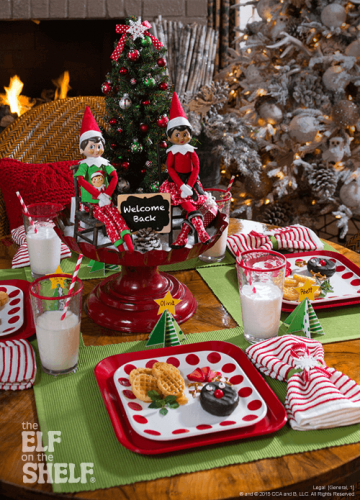 Ideas for Scout Elves | The Elf on the Shelf #northpolebreakfast