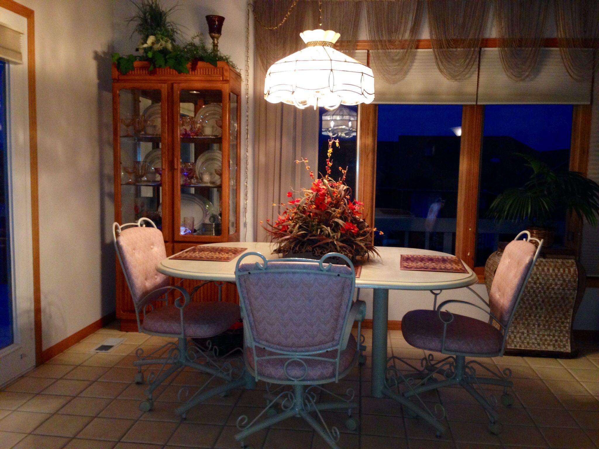 Kitchen table home decor pinterest kitchens