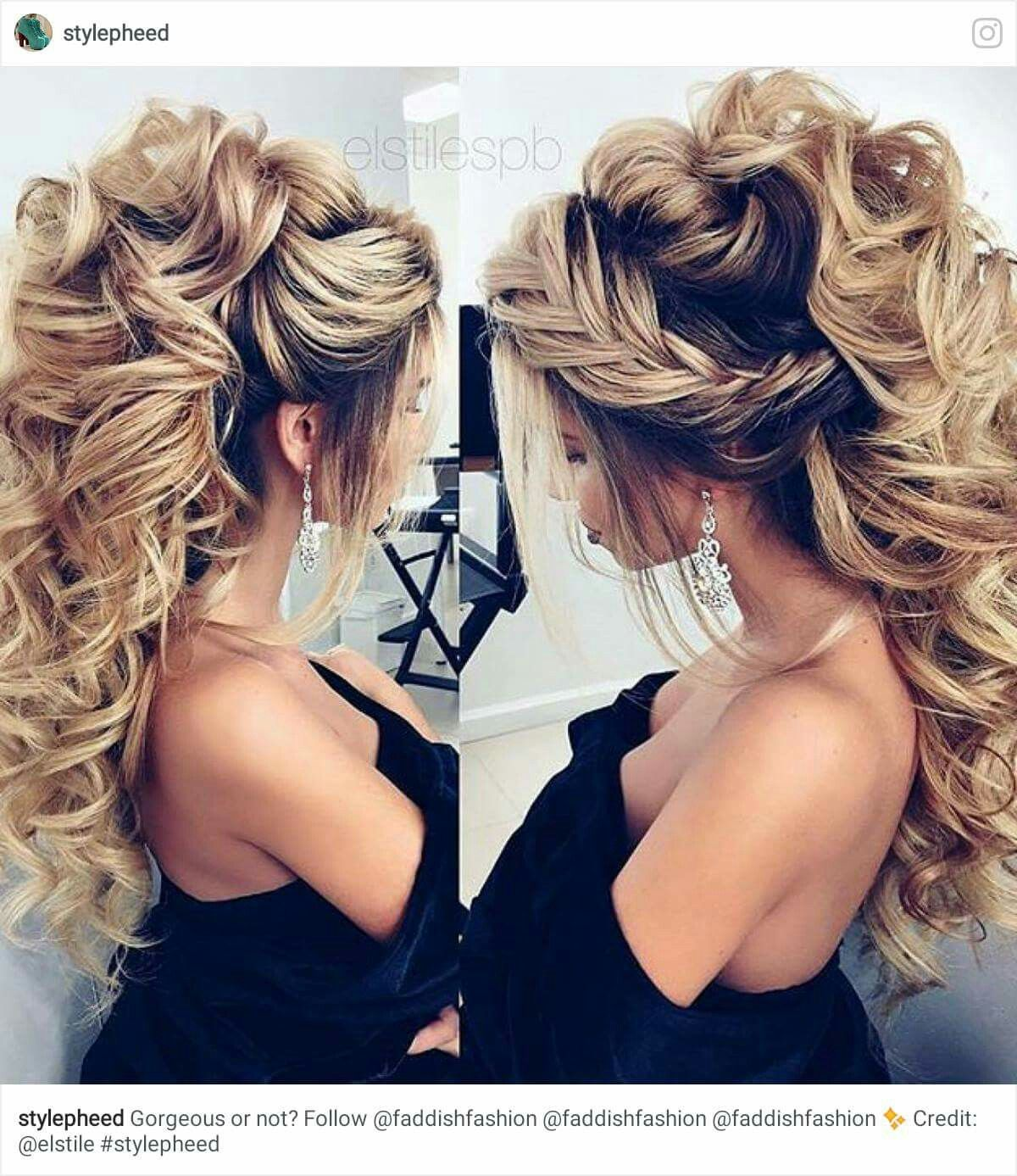 I Love This This Just Might Have To Change To My Number 1 Lol Wedding Hair And Makeup Bridal Hair And Makeup Wedding Hair Inspiration