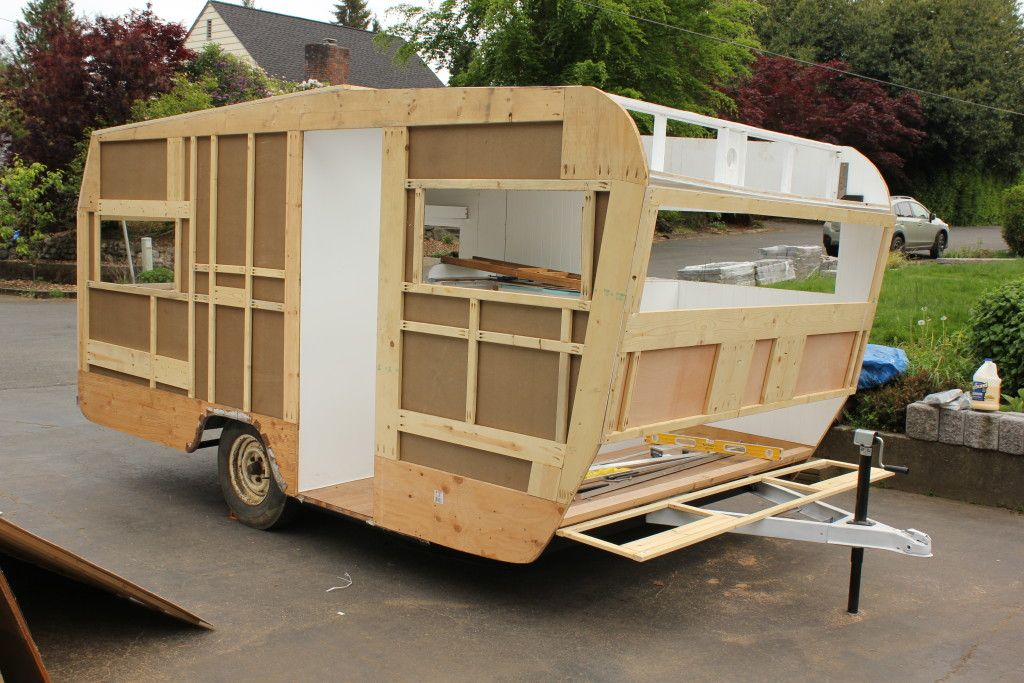 Remarkable 1967 Kit Companion Travel Trailer Restoration Diy Library Download Free Architecture Designs Estepponolmadebymaigaardcom