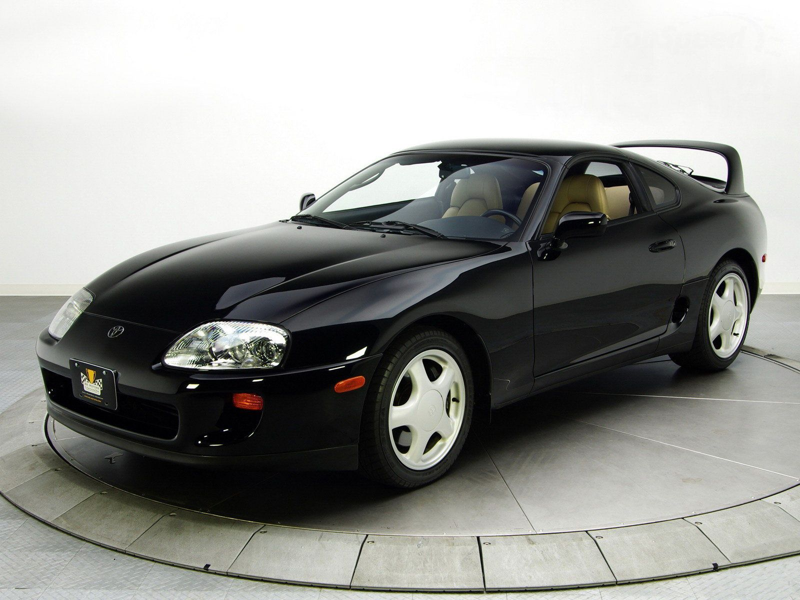Toyota supra rz twins turbo