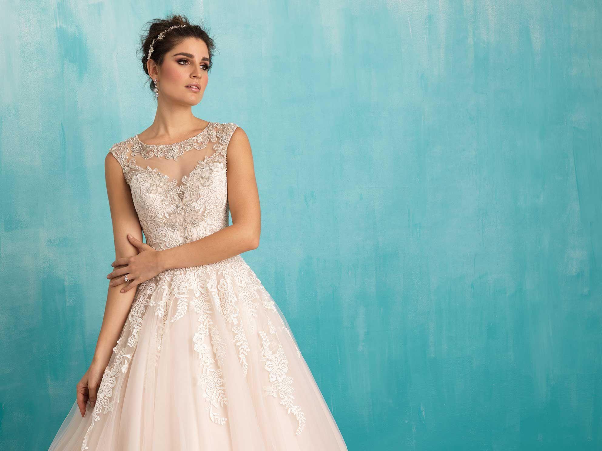 Allure Bridals: Style: 9323 | A L L U R E BRIDALS | Pinterest