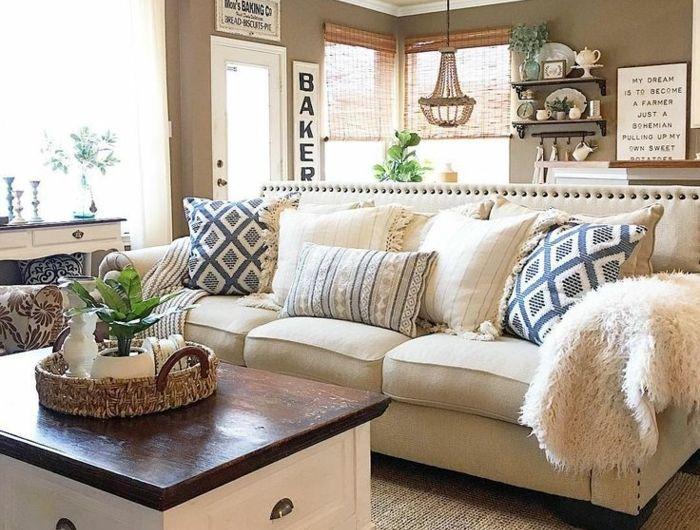 ▷ 1001 + idées de décoration pour votre salon cosy et beau ...