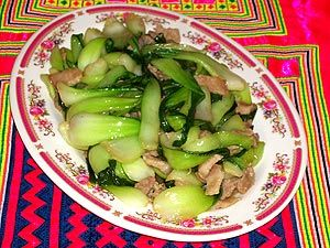 Bok choy pork soup recipes