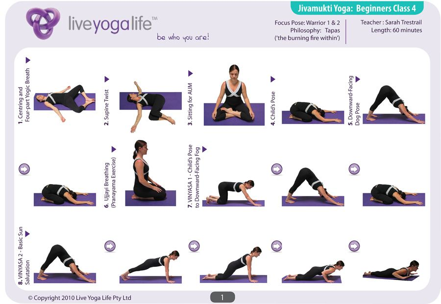 Perfect for those new to yoga, AM & PM Yoga for Beginners will help you awaken your body and energize your mind - morning and night.