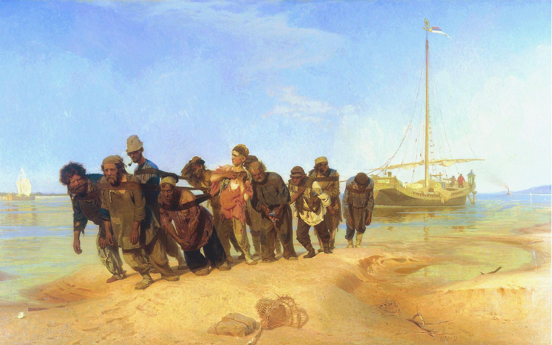 Repin Paintings Ilya Repin Wallpaper Painting 22 이미지 포함