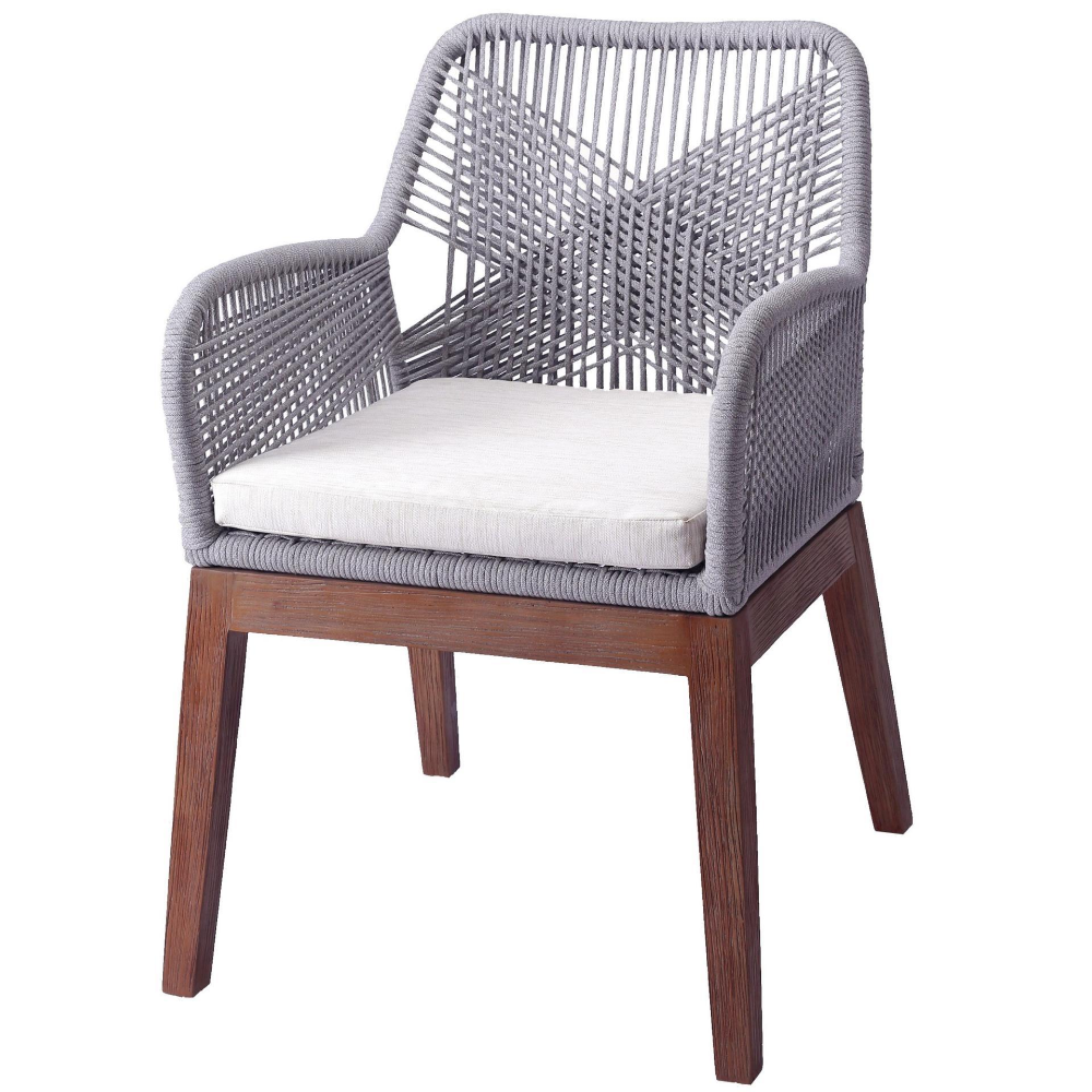 Matisse Rope Chair In 2019 Dining Chairs Woven Dining