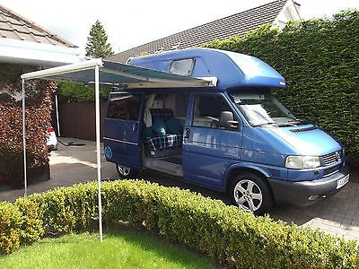 ebay 2001 vw t4 2 5tdi westfalia california coach camper. Black Bedroom Furniture Sets. Home Design Ideas