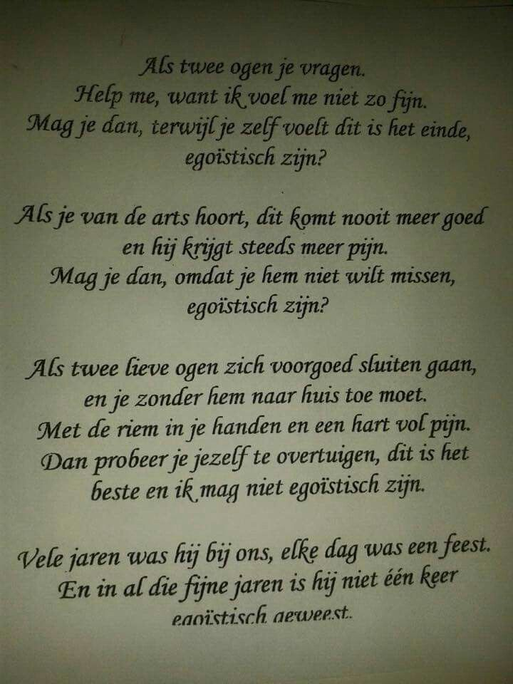 Dag Lieve Saar Sterkte Gewenst Poems Beautiful Quotes En Poems