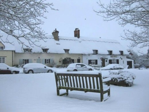 10 cosy community-owned pubs for Christmas