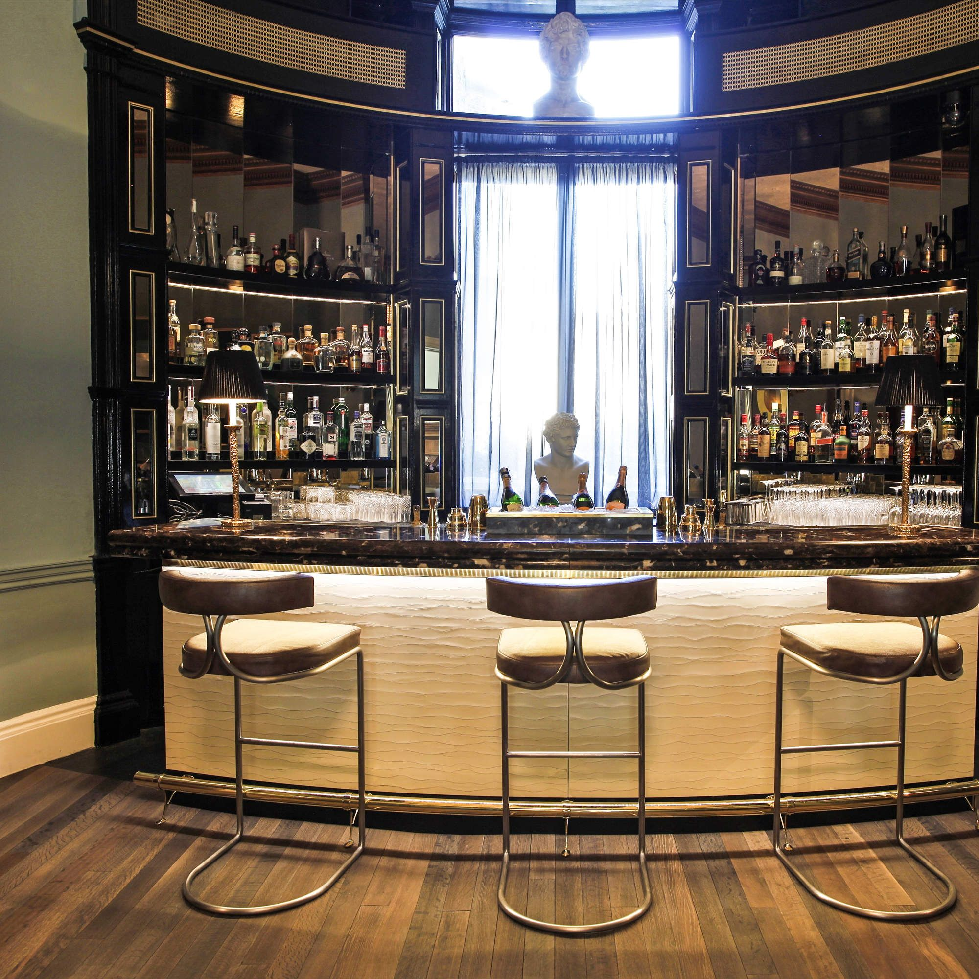 17 Ridiculously Cool Home Bars | Pinterest | Bar, Condo bar and ...