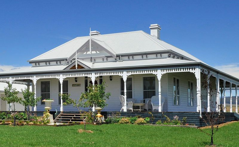 Architecture and design australian architecture part 2 for Victorian style kit homes