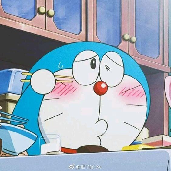 Loạt Tranh Doraemon Cung Bạn Hữu Cute Hột Me Danh Cho Fan Cứng Của Meo May Artofit