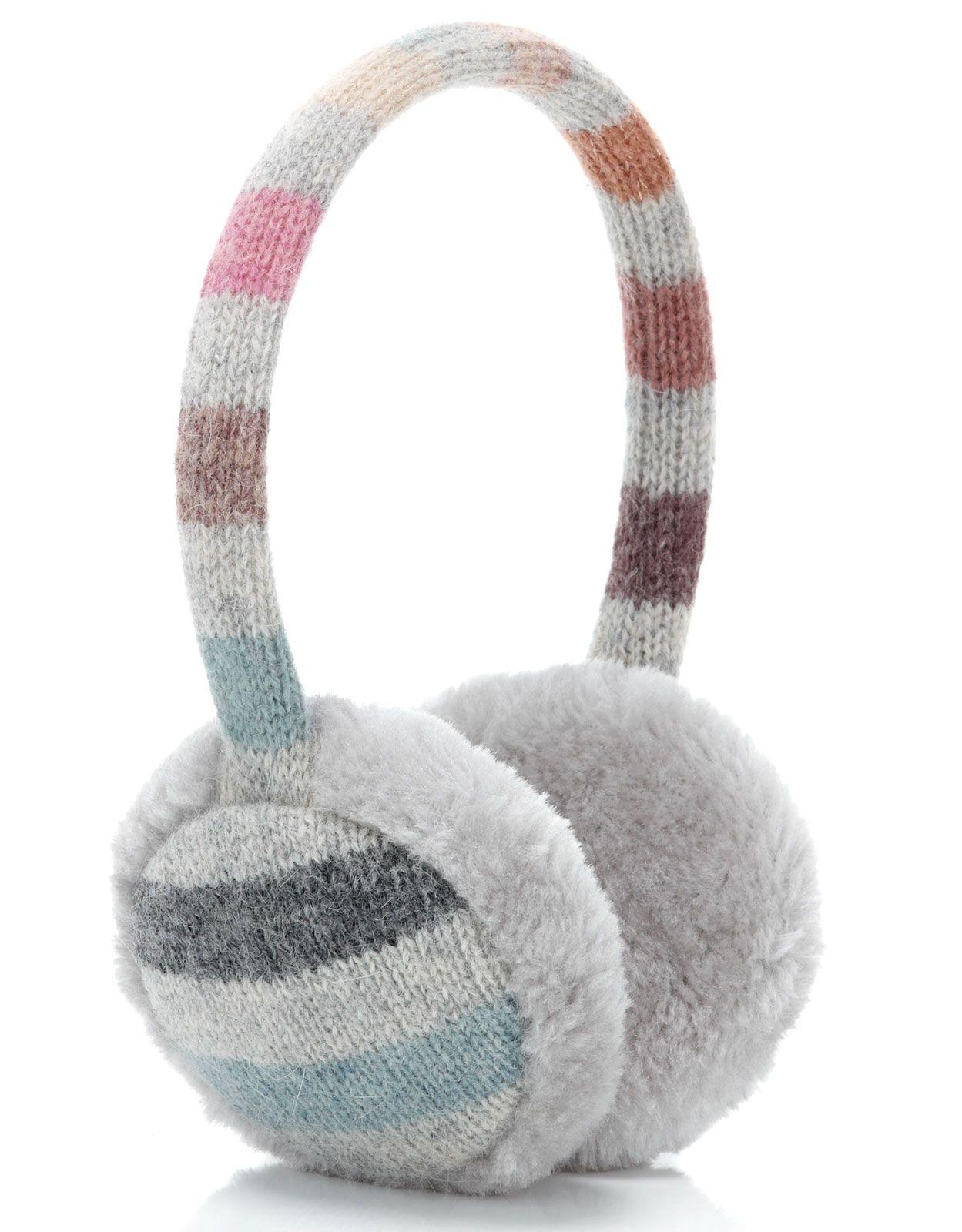 Ohrwärmer Winter Ohrenschützer Ohrenwärmer Earmuffs Plüsch Unisex Ohrenklappen
