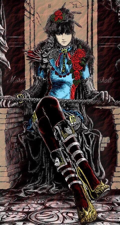 Sick Boots aka lady megitsune.. BABYMETAL Heavy metal