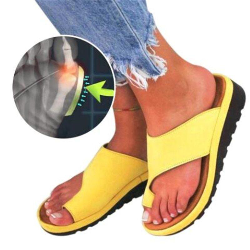 Orthopedic Correct-toe Comfy Sandals