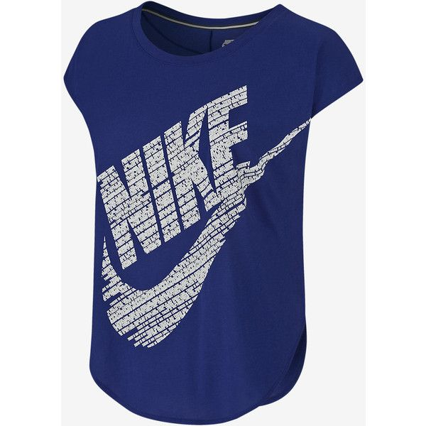 Nike Signal Women's T-Shirt. Nike Store UK ($34) ❤ liked on