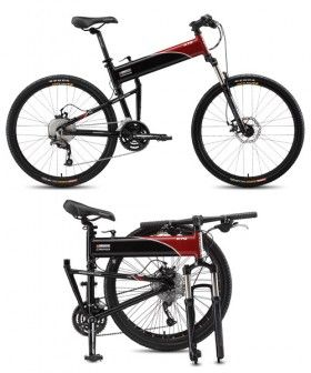 Montague SwissBike X70 folding mountain bike