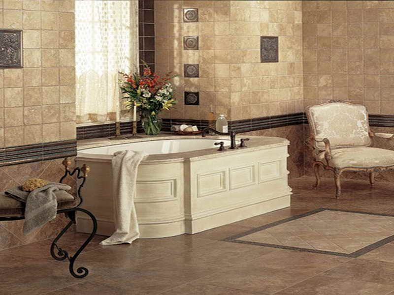 Tile floors designs tile designs photos of bathroom Italian bathrooms