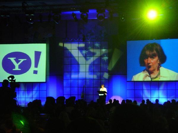 Yahoo event  Orlando, FL