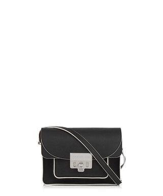 18a21634c Lip Lock black coated leather bag Sale - Marc by Marc Jacobs Sale ...